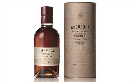 Global campaign for Aberlour whisky unveiled