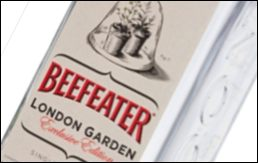 Exclusive gin for Beefeater's visitor centre