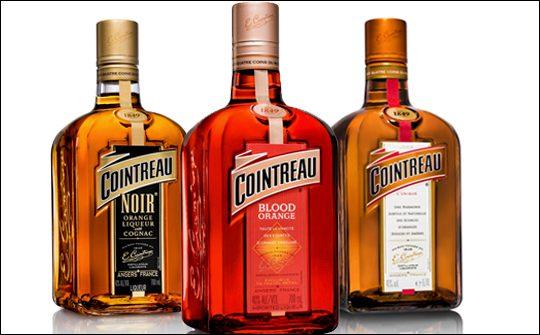 Cointreau Blood Orange premiers in duty free