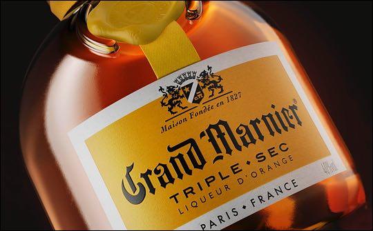 JDO redesigns Grand Marnier Cordon Jaune