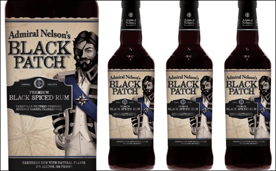 Black Patch Joins Admiral Nelsons Rum Family