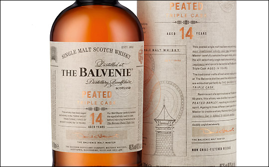 Image result for balvenie peated GTR