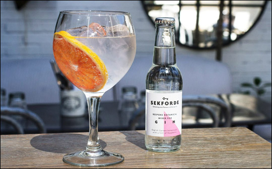 Sekforde challenges G&T with its new mixer