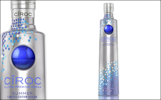 C 238 Roc Given Limited Edition Bottle For Summer