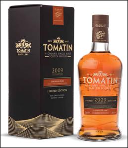 Tomatin 2009 Caribbean Rum Cask
