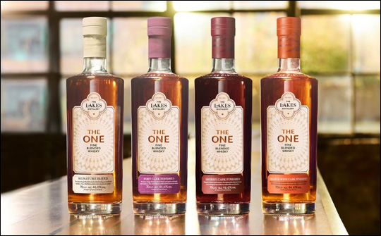 The One collection welcomes two new expressions 1