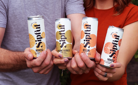 Couple launches Sipful canned cocktail and wine range 1