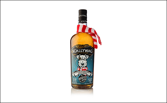 Douglas Laing & Co. releases Scallywag Winter Edition whisky 1
