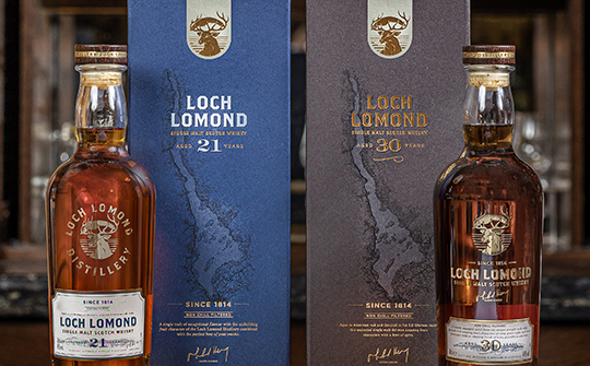 Loch Lomond Whiskies adds two expressions to new core range 1