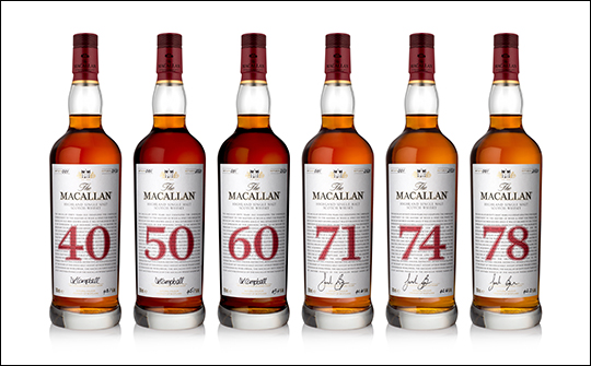 The Macallan Red Collection launches 1