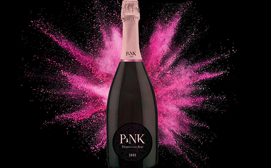 PINK Prosecco to hit UK and US markets 1