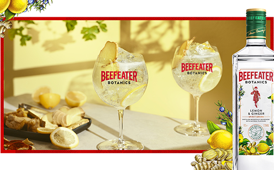 Beefeater launches first spirit drink