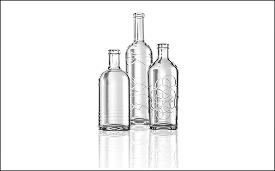 O-I unveils new collection of premium spirits bottles