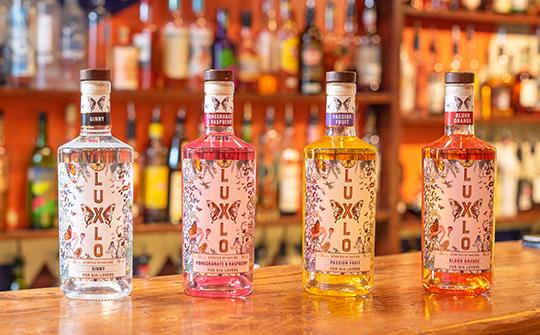 New spirit drink brand Luxlo targeting 'mid-proof' market