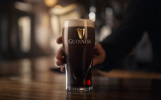 Guinness marks hospitality reopening with new campaign