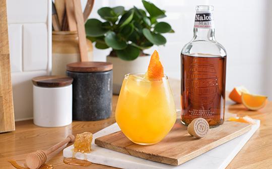 New identity for Edrington's Naked blended whisky brand