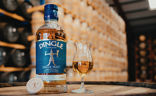 Ireland's Dingle Distillery launches first core whiskey